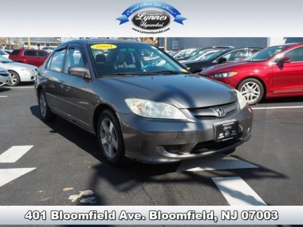 Honda Civic 2004 $3395.00 incacar.com