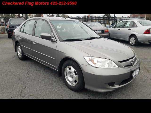 Honda Civic 2004 $4995.00 incacar.com