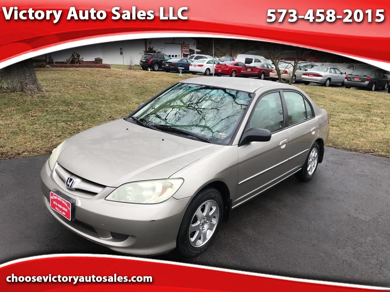Honda Civic 2004 $3200.00 incacar.com