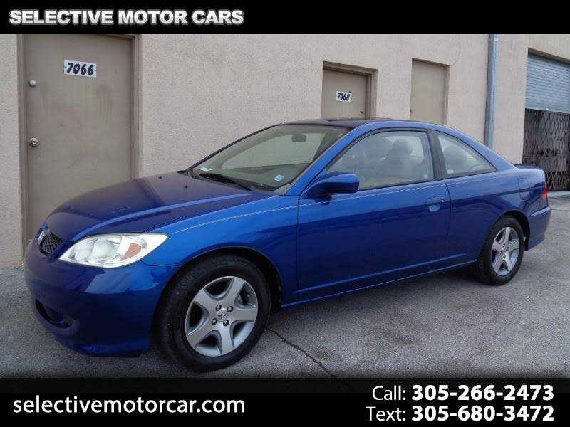 Honda Civic 2004 $4395.00 incacar.com