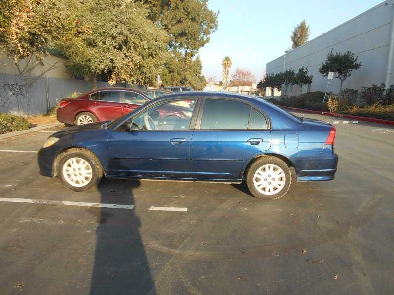 Honda Civic 2004 $3795.00 incacar.com