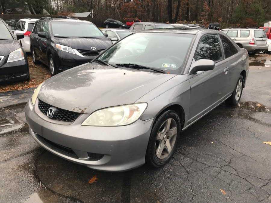 Honda Civic 2004 $795.00 incacar.com
