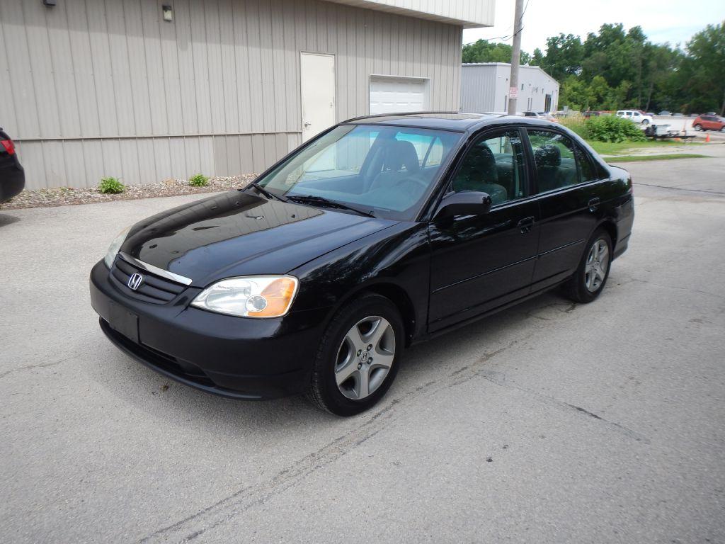 Honda Civic 2004 $3295.00 incacar.com