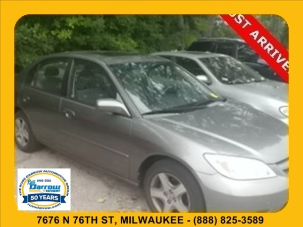 Honda Civic 2005 $3898.00 incacar.com