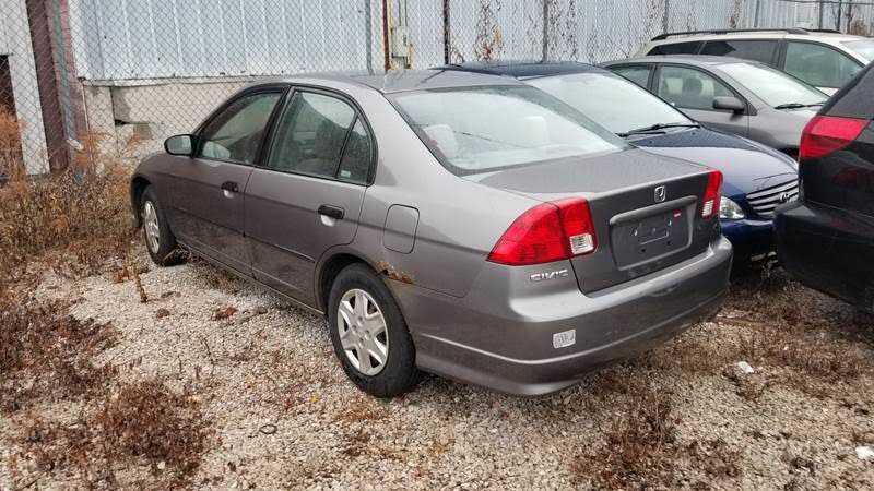 Honda Civic 2005 $899.00 incacar.com