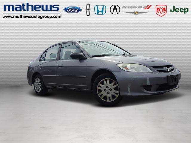 Honda Civic 2005 $1900.00 incacar.com