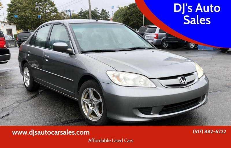 Honda Civic 2005 $1500.00 incacar.com