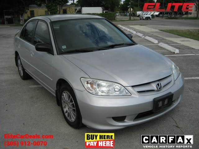 Honda Civic 2005 $685.00 incacar.com