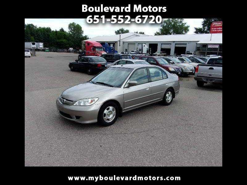 Honda Civic 2005 $1695.00 incacar.com