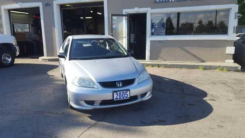 Honda Civic 2005 $3995.00 incacar.com