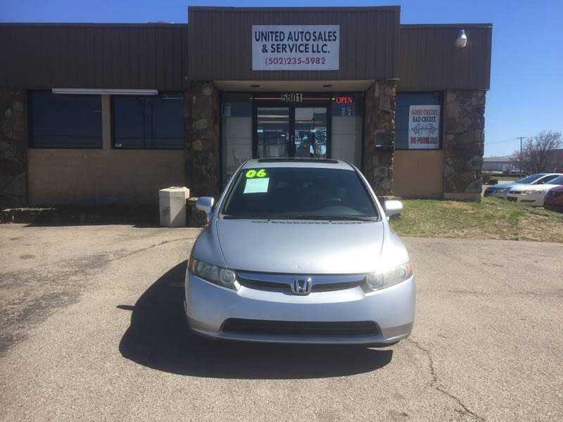 Honda Civic 2006 $2750.00 incacar.com