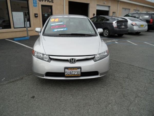 Honda Civic 2006 $8995.00 incacar.com
