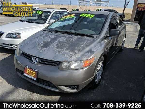 Honda Civic 2006 $2295.00 incacar.com
