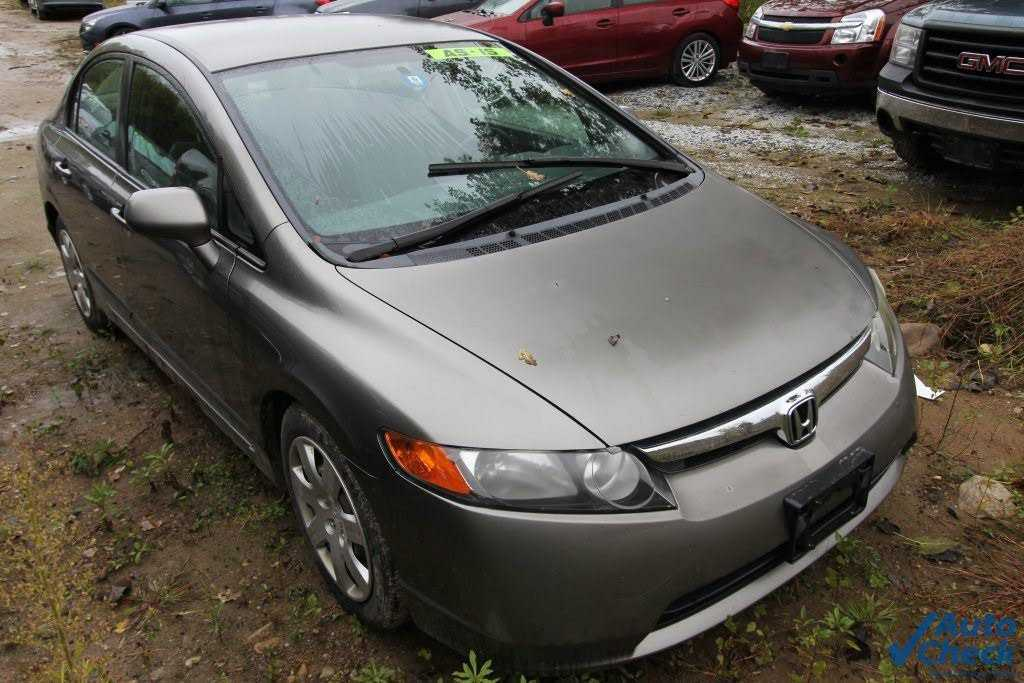 Honda Civic 2007 $1595.00 incacar.com
