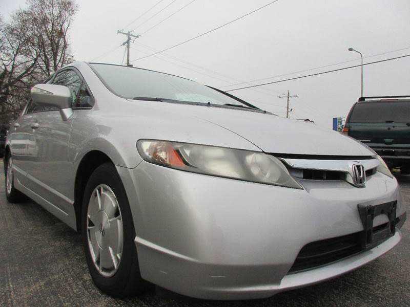 Honda Civic 2007 $2995.00 incacar.com