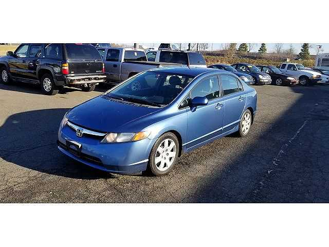 Honda Civic 2007 $3499.00 incacar.com