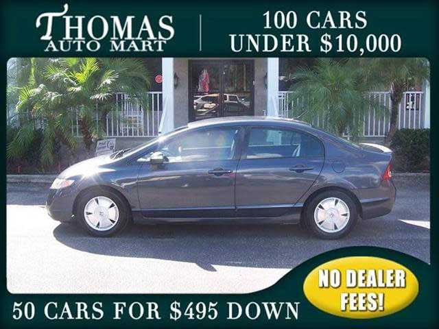 Honda Civic 2007 $1995.00 incacar.com