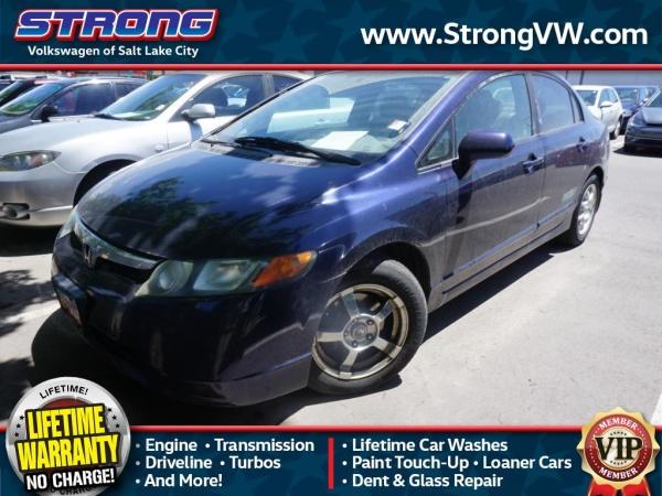 Honda Civic 2008 $3456.00 incacar.com