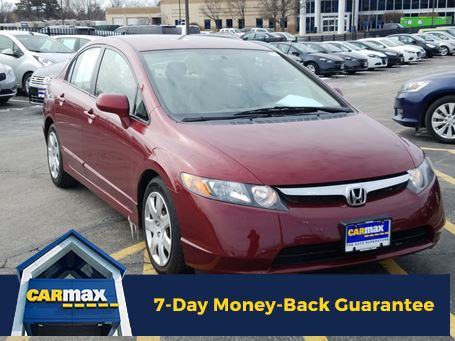 Honda Civic 2008 $10998.00 incacar.com