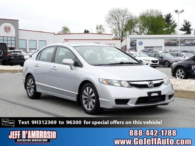 Honda Civic 2009 $7999.00 incacar.com