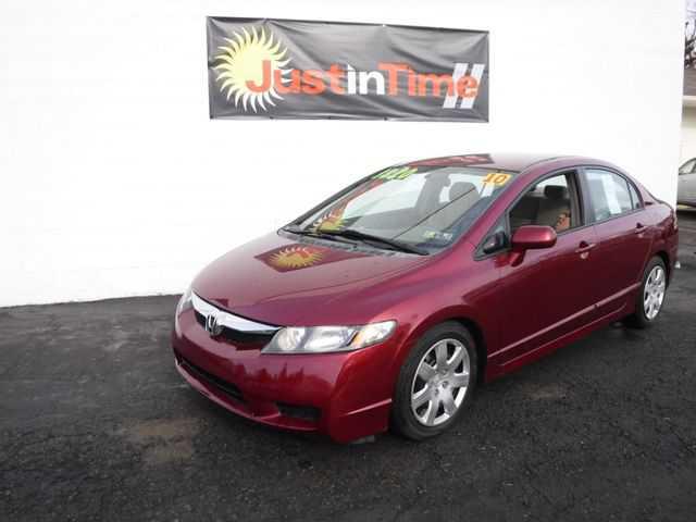 Honda Civic 2010 $8535.00 incacar.com