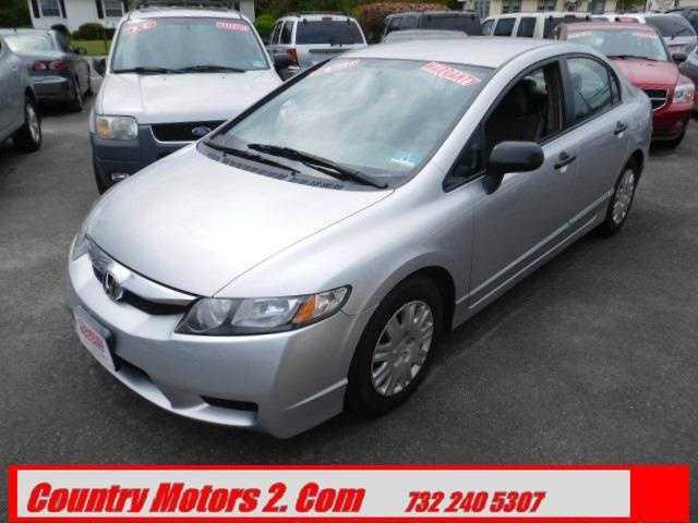 Honda Civic 2010 $7995.00 incacar.com