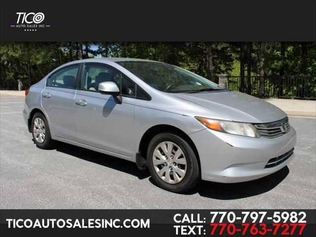 Honda Civic 2012 $5900.00 incacar.com
