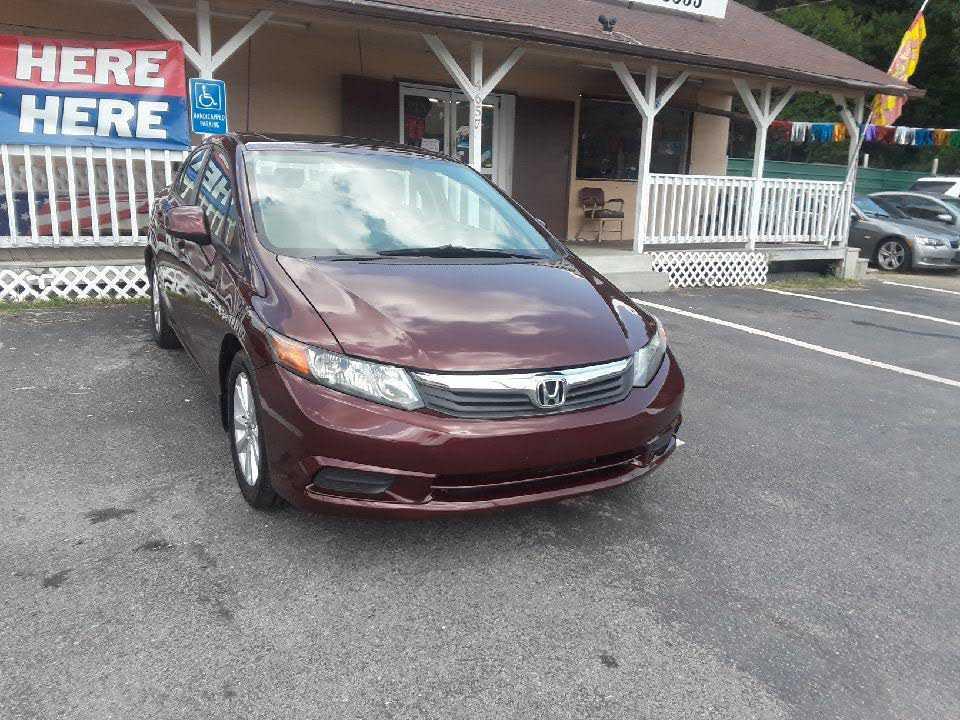 Honda Civic 2012 $8900.00 incacar.com