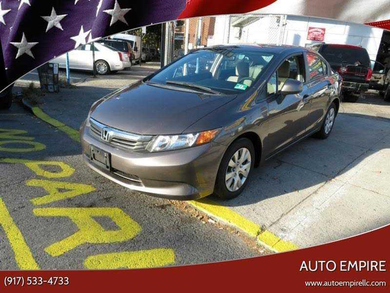 Honda Civic 2012 $6298.00 incacar.com
