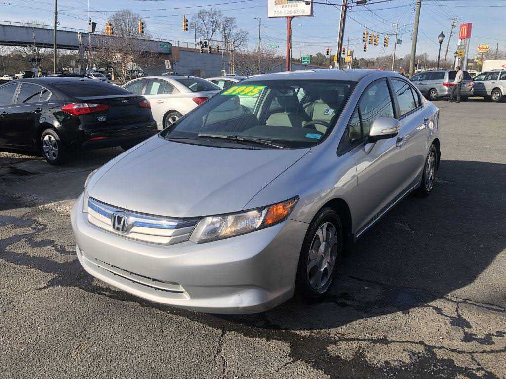 used Honda Civic 2012 vin: JHMFB4F27CS004560
