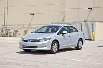 Honda Civic 2012 $6494.00 incacar.com