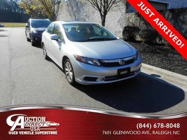 Honda Civic 2012 $11933.00 incacar.com