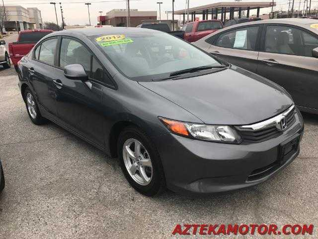 Honda Civic 2012 $9500.00 incacar.com