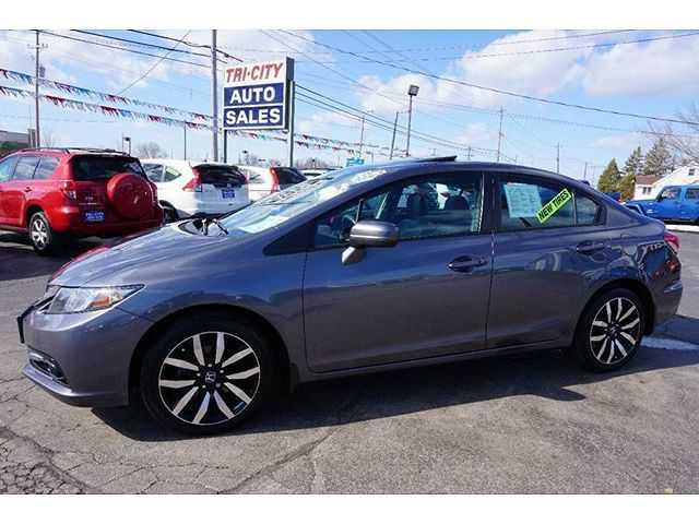 Honda Civic 2014 $8997.00 incacar.com