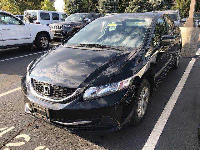 Honda Civic 2014 $9879.00 incacar.com