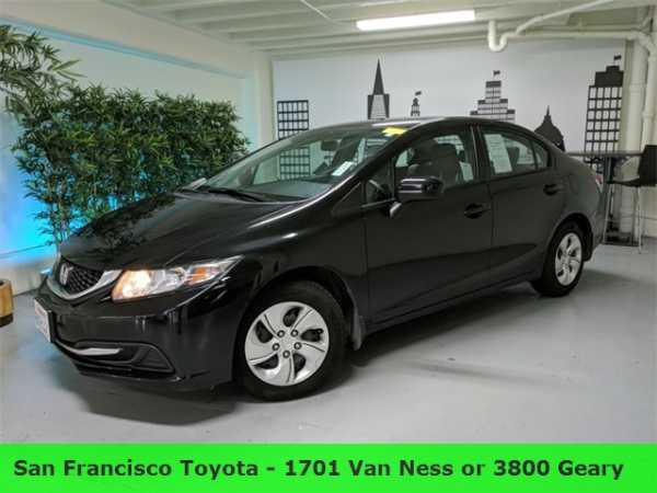 Honda Civic 2014 $12490.00 incacar.com