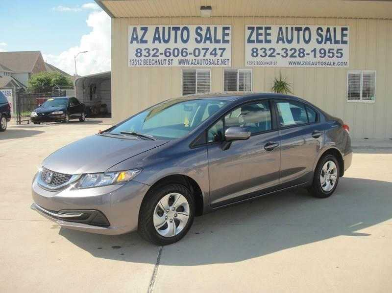 Honda Civic 2014 $9900.00 incacar.com
