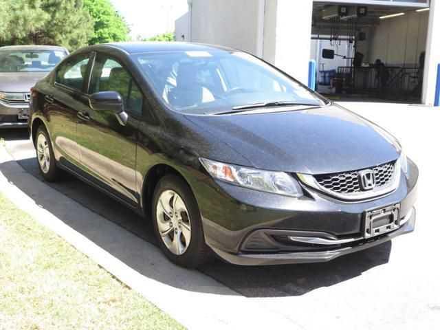 Honda Civic 2015 $14265.00 incacar.com