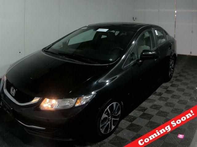 Honda Civic 2015 $12993.00 incacar.com