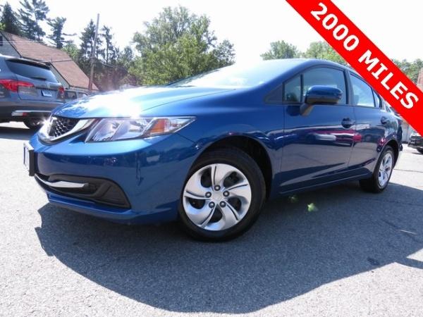 Honda Civic 2015 $14940.00 incacar.com
