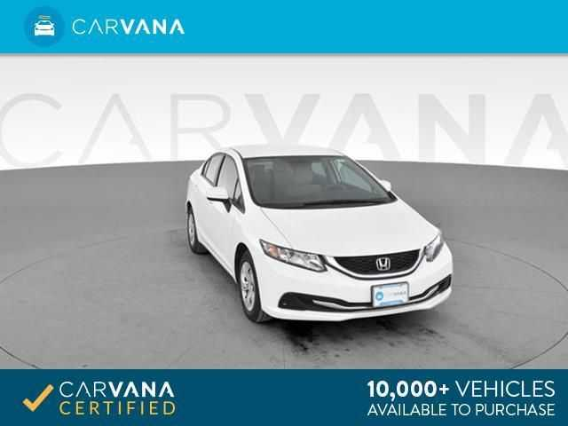Honda Civic 2015 $14500.00 incacar.com