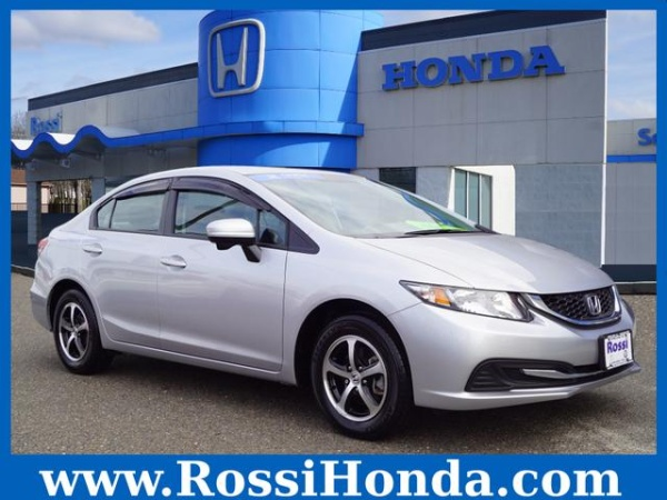 Honda Civic 2015 $17499.00 incacar.com