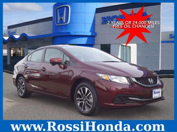 Honda Civic 2015 $16997.00 incacar.com
