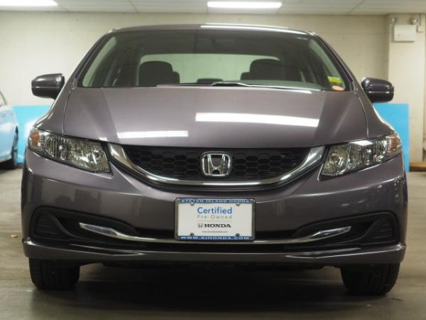 Honda Civic 2015 $13982.00 incacar.com