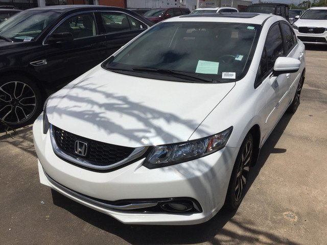 Honda Civic 2015 $16998.00 incacar.com