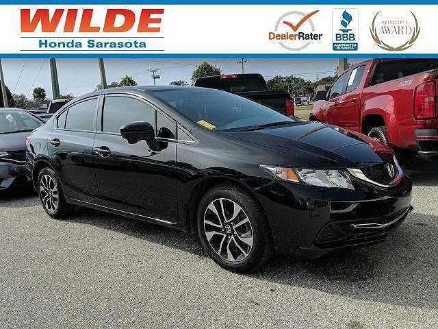 Honda Civic 2015 $15877.00 incacar.com