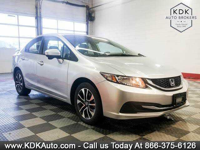 Honda Civic 2015 $14994.00 incacar.com