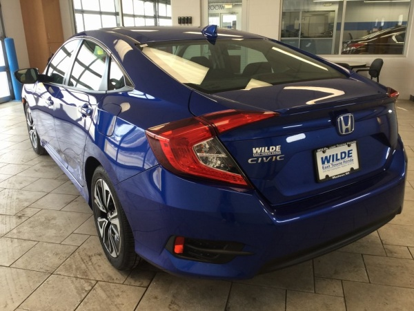 Honda Civic 2016 $11499.00 incacar.com