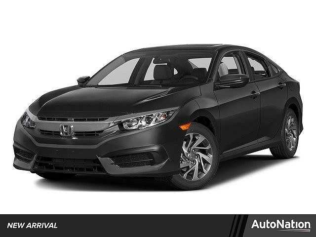 Honda Civic 2016 $10928.00 incacar.com