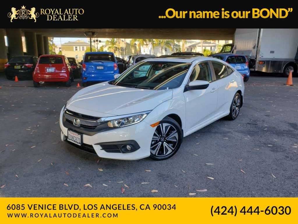 Honda Civic 2016 $15995.00 incacar.com
